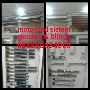 jual blind motorized system